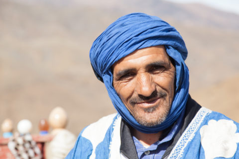 Venditore berbero