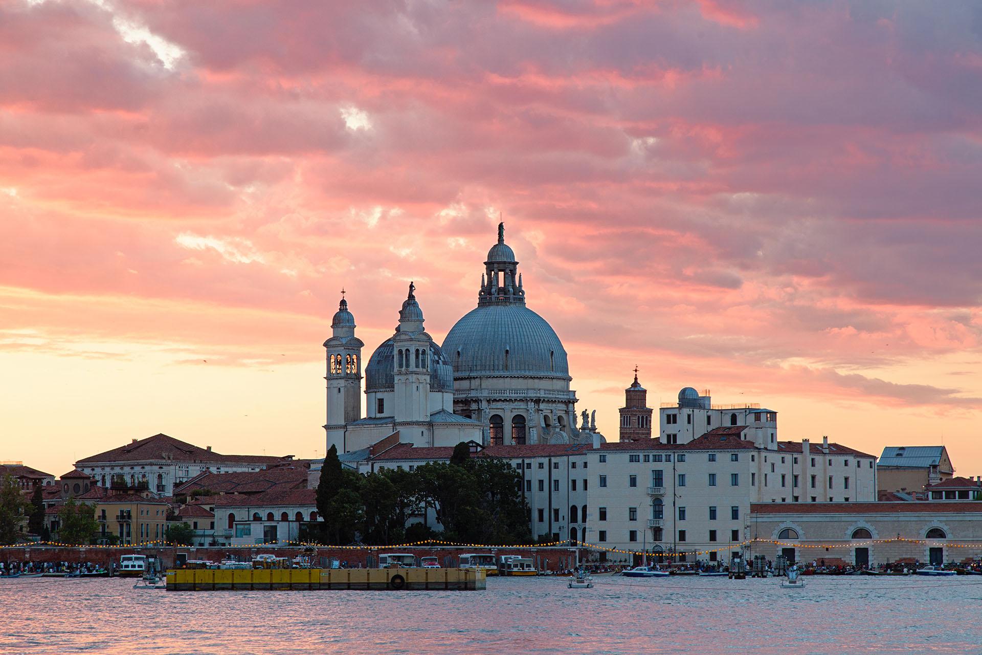 Chiesa della Madonna della Salute -Venezia