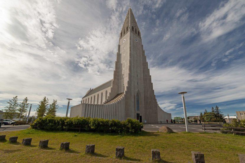 Chiesa Luterana Hallgrímskirkja, Reykjavik