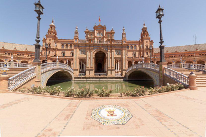Plaza de Españaa Siviglia
