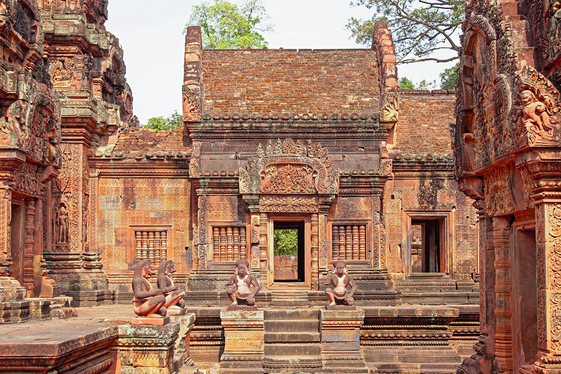Angor Wat temple in Siem Reap