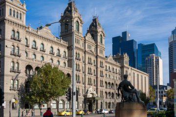 Melbourne Hotel Windsor