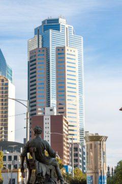 Melbourne - Moderno Grattacielo