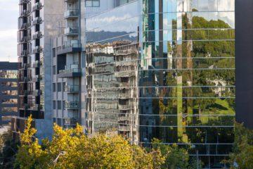 Melbourne - Moderni edifici residenziali