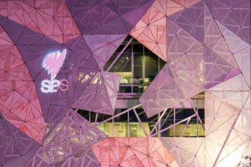Melbourne - Dettagli del Ian Potter Center
